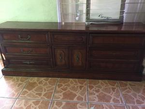 venta de mueble peinador de madera
