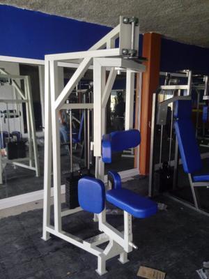 Aparato Maquina De Torso Cracken Gym Gimnasio