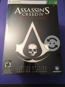 Assassin's creed iv black flag special xbox 360
