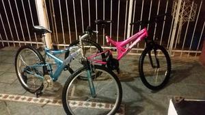 Bicicletas para el y ella