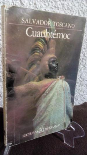 Cuauhtemoc Salvador Toscano 1 Ed No 20
