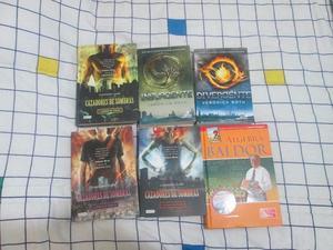 Diferentes libros