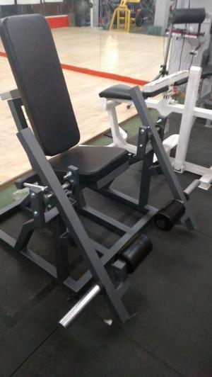 Leg Extension Articulada Convergente Cracken Gym Gimnasio