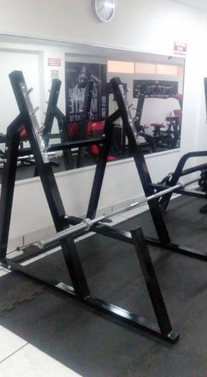 Rack De Sentadilla Gym Gimnasio