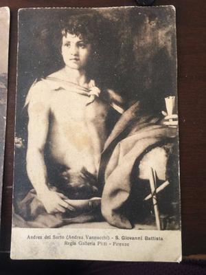3 Postales de principios del siglo XX