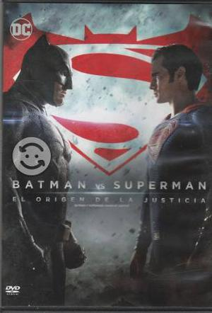 Batman vs. Superman El Origen de la Justicia