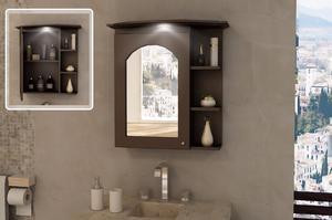 Botiquín Espejo Para Baño Adara