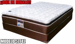 COLCHON CON BOX DE REGALO MARCA SPRING AIR Modelo