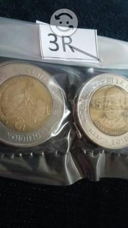 Colecciones completas de $5 pesos