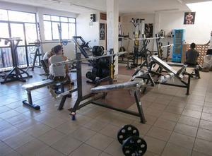 Fabrica de aparatos para Gimnasio
