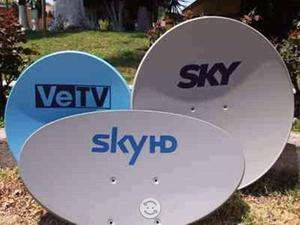 INSTALACIONES Y SUSCRIPCIONES SKY HD Y VETV