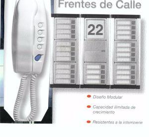 ,Interfonos y Vìdeo Porteros para