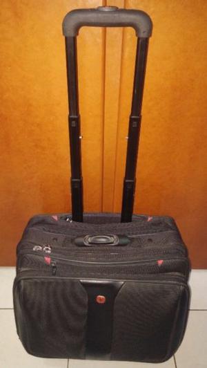 Maletín de viaje Wenger Swiss porta laptop rodante.