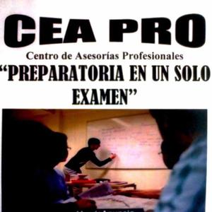 PREPARATORIA EN UN SOLO EXAMEN (examen CENEVAL)