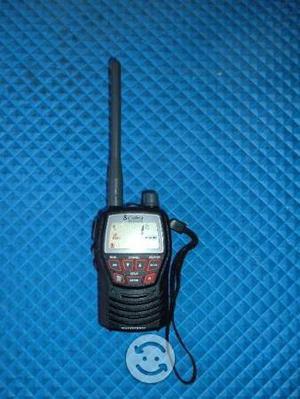Radio Portatil Banda Marina Cobra HH125