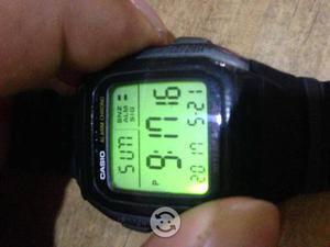 Reloj CASIO W-96 ORIGINAL COMO NUEVO DIGITAL