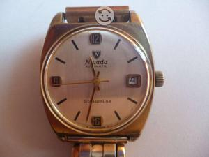 Reloj nivada automatico vintage