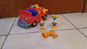 Camion de bomberos club disney micky mouse