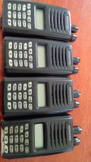 EQUIPO DE RADIO KENWOOD NX420 DE 800 MHZ