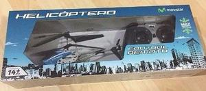 Helicóptero de Control remoto Movistar