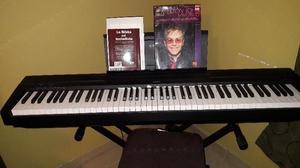 Piano Electronico Yamaha 7 Octavas