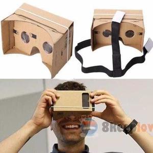 Visor 3d - Google Realidad Virtual Para El Teléfono Móvil