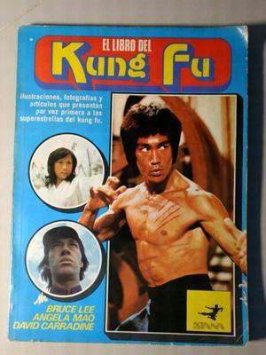 libro del Kung fu Bruce Lee