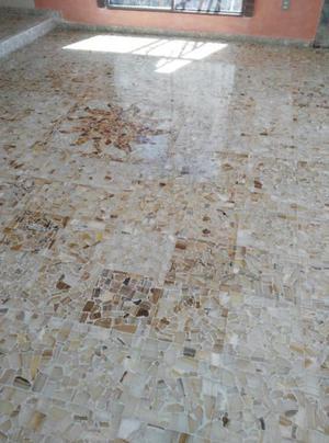pulido de pisos de marmol