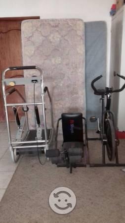 Aparatos para ejercicios