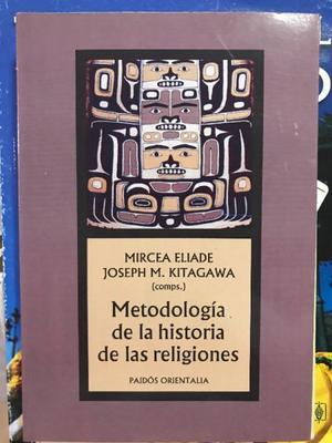 METODOLOGÍA DE LA HISTORIA DE LAS RELIGIONES