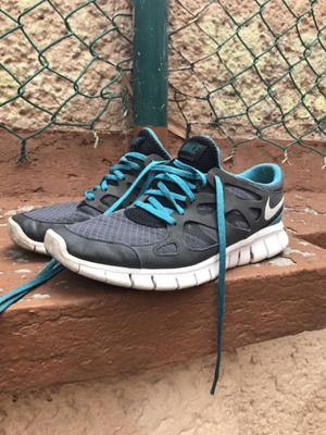 Tenis Nike Run Free ¡Seminuevos!
