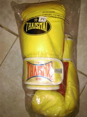 guantes muay thai box