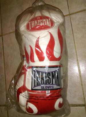guantes muay thai box