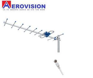 Antena Aérea Alta Definición HD