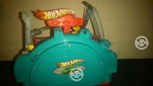 Autolavado hotwheels sin detalle genial