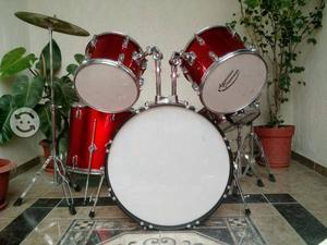 Bateria American Drummer, Platillo Zildjian 16