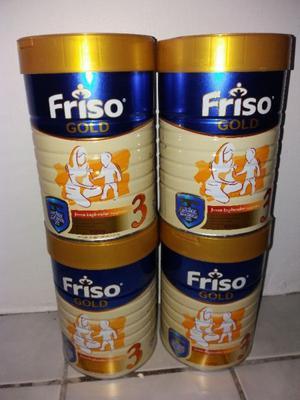 Formula Lactea, Leche de bebe FRISO GOLD 3