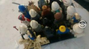 Muñecos de lego