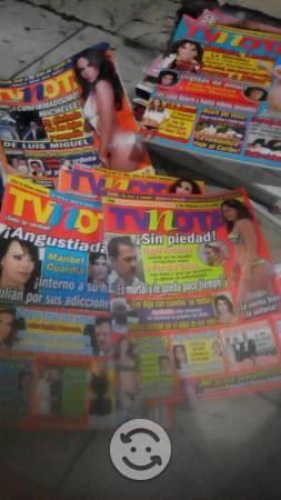 Revistas lote
