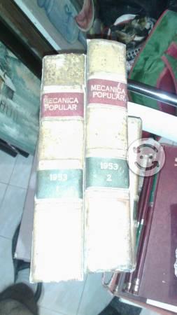 Revistas mecanica popular