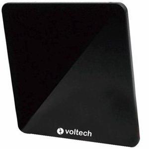 Antena Hdtv Plana Amplificada 9 Pulgadas Hd Voltech
