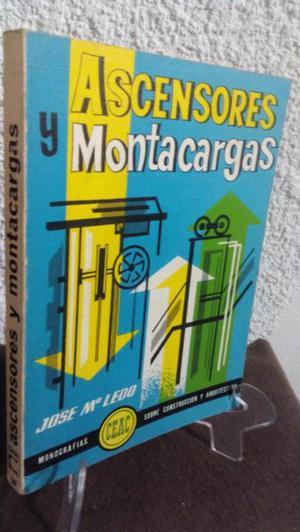Ascensores Y Montacargas Jose Ma Ledo
