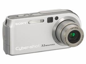 Cámara Digital Sony Cybershot DSC P200 - Sin Accesorios