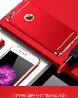 Funda Trasera Case Bumper de Lujo para Iphone 6 7 S y Plus