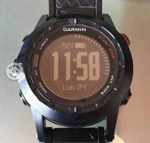 Garmin Fenix 2 reloj triatlón y senderismo