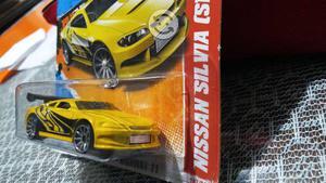 Nissan Silvia. Hotwheels colección