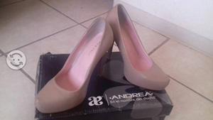 Zapatillas Andrea como nuevas