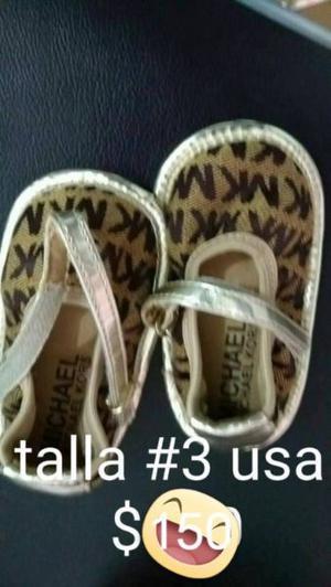 Zapatos Michael Kors Originales de niña #3 usa 11 cm