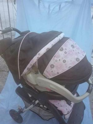 carreola y porta bebe