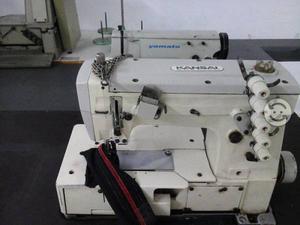 Maquina de coser  doble tramado